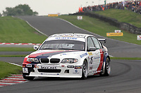 Round 3 of the 2006 British Touring Car Championship. #15 Martyn Bell (GBR). Geoff Steel Racing. BMW E46 320i.