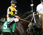 September 18, 2021: #5 Magnolia Midnight in the post parade G3 Iroquois S. at Churchill Downs in Louisville, Kentucky on September 18, 2021. Jessica Morgan/Eclipse Sportswire.