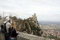 Veduta da San Marino.<br /> View from San Marino.<br /> UPDATE IMAGES PRESS/Riccardo De Luca