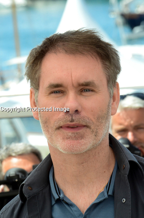 Jean-Francois Richet attend the 'Blood Father' photocall during the 69th annual Cannes Film Festival at Palais des Festivals on May 21, 2016 in Cannes, France.