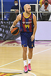 League ACB-ENDESA 2020/2021 - Game: 13.<br /> FC Barcelona Lassa vs Herbalife Gran Canaria: 91-63.<br /> Nick Calathes.