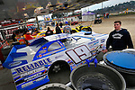 Feb 11, 2010; 4:39:57 PM; Barberville, FL., USA; The UNOH sponsored World of Outlaws event running the 39th Annual DIRTCar Nationals at Volusia Speedway Park.  Mandatory Credit: (thesportswire.net)