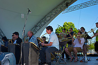 The Other Big Band, Langley Jazz Festival Douglas Park Langley B.C. June 5 2010