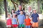 Long Family Reunion | Bass Lake CA 7.19.14