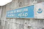 Windmill Road Sign 27/08/09