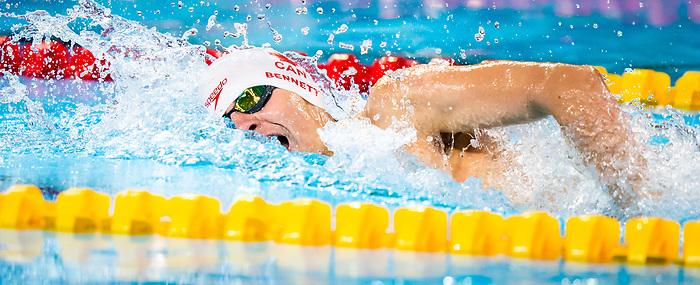 Nicholas Bennett, Lima 2019 - Para Swimming // Paranatation.<br /> Nicholas Bennett competes in Para Swimming // Nicholas Bennett participe en paranatation. 26/08/2019.