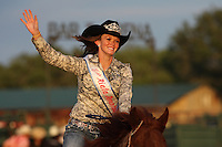 Miss Riata Roundup in a welcoming wave @ sunset.<br /> A warm smile, a warm glow, one can't ask for more..<br /> In the 19 years I've lived in Texas, I've found the people here the most friendly I've ever known.