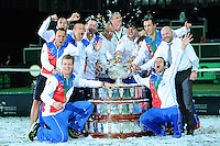 20121116 Repubblica Ceca Spagna Davis Finale