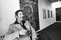 Artists<br /> Godwin, Ted, 1933-2013<br /> <br /> Bezant, Graham<br /> Picture, 1979<br /> <br /> 1979,<br /> <br /> PHOTO : Graham Bezant - Toronto Star Archives - AQP