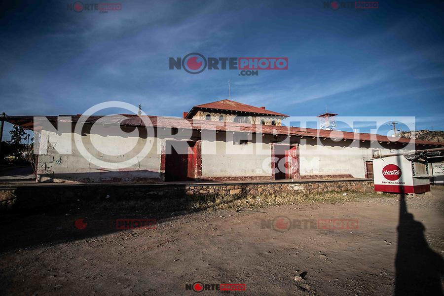 Village of Nacozari de Garcia in Sonora Mexico.<br /> Pueblo de Nacozari de Garcia en sonora Mexico.