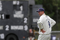 David Masters of Essex looks on in the field - Essex CCC vs Gloucestershire CCC - LV County Championship Division Two Cricket at Castle Park, Colchester - 18/08/11 - MANDATORY CREDIT: Gavin Ellis/TGSPHOTO - Self billing applies where appropriate - Tel: 0845 094 6026