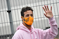 2nd September 2021: Circuit Zandvoort,  Zandvoort, Netherlands; Daniel Ricciardo AUS 3 , McLaren F1 Team Formula 1 Heineken Dutch Grand Prix 2021, 13th round of the 2021 FIA Formula One World Championship