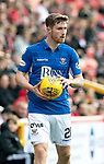 Aberdeen v St Johnstone…14.09.19   Pittodrie   SPFL<br />Anthony Ralston<br />Picture by Graeme Hart.<br />Copyright Perthshire Picture Agency<br />Tel: 01738 623350  Mobile: 07990 594431