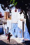 Kasbah des Oudaïas, Rabat, Morocco, 2008.