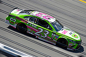 Monster Energy NASCAR Cup Series<br /> Toyota Owners 400<br /> Richmond International Raceway, Richmond, VA USA<br /> Sunday 30 April 2017<br /> Gray Gaulding, BK Racing, sweetfrog Toyota Camry<br /> World Copyright: Nigel Kinrade<br /> LAT Images<br /> ref: Digital Image 17RIC1nk10162