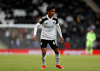 23rd May 2021; Craven Cottage, London, England; English Premier League Football, Fulham versus Newcastle United; Fabio Carvalho of Fulham