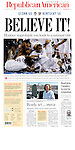 2014 National Championships UCONN Huskies pages