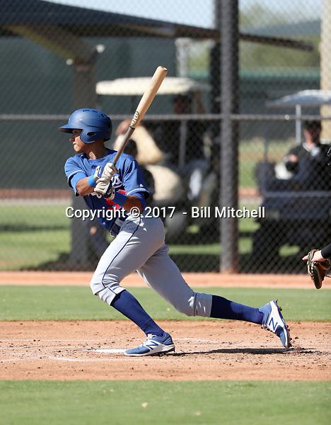 Leonel Valera - 2017 AIL Dodgers (Bill Mitchell)