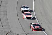 #20: Christopher Bell, Joe Gibbs Racing, Toyota Supra Rheem and #1: Michael Annett, JR Motorsports, Chevrolet Camaro Chevrolet Pilot Flying J