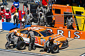 Monster Energy NASCAR Cup Series<br /> GEICO 500<br /> Talladega Superspeedway, Talladega, AL USA<br /> Sunday 7 May 2017<br /> Daniel Suarez, Joe Gibbs Racing, ARRIS Toyota Camry<br /> World Copyright: Nigel Kinrade<br /> LAT Images<br /> ref: Digital Image 17TAL1nk05824