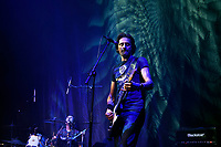 LONDON, ENGLAND - SEPTEMBER 10: Mike Edwards of 'Jesus Jones' performing at The Roundhouse, Camden on September 10, 2021 in London, England.<br /> CAP/MAR<br /> ©MAR/Capital Pictures