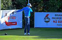 Mark Brown. Day one of the Jennian Homes Charles Tour / Brian Green Property Group New Zealand Super 6's at Manawatu Golf Club in Palmerston North, New Zealand on Thursday, 5 March 2020. Photo: Dave Lintott / lintottphoto.co.nz