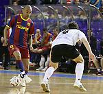 2011.03.30 Futsal Semifinal Copa del Rei FCB Alusport - Azkar Lugo