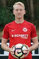 Simon Geisler (RW Walldorf) - Mörfelden-Walldorf 04.08.2020: Mannschaftsvorstellung von Hessenligist Rot-Weiss Walldorf für die Saison 2020/21