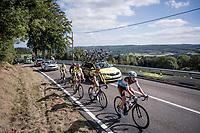 breakaway group<br /> <br /> 60th Grand Prix de Wallonie 2019<br /> 1 day race from Blegny to Citadelle de Namur (BEL / 206km)<br /> <br /> ©kramon