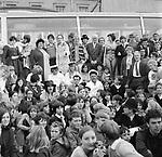 Beatles during  Magical Mystery Tour Sep 1967..© Chris Walter..