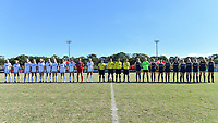 U16/17 Midwest United FC vs NC Courage, December 6, 2018