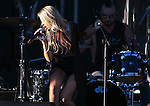 Brooke Eden performs at Harveys Lake Tahoe Outdoor Arena in Stateline, Nev., on Saturday, July 22, 2016.  <br />Photo by Cathleen Allison