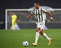 Calcio, Serie A: Juventus - Sampdoria, Turin, Allianz Stadium, September 20, 2020.<br /> Juventus' Cristiano Ronaldo in action during the Italian Serie A football match between Juventus and Sampdoria at the Allianz stadium in Turin, September 20,, 2020.<br /> UPDATE IMAGES PRESS/Isabella Bonotto