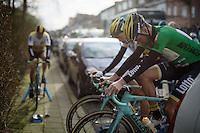 post-race warming down<br /> <br /> 3-daagse van West-Vlaanderen 2016<br /> stage1: Bruges-Harelbeke 176km