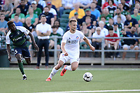 Fenton, MO - Wednesday June 19, 2019.  St. Louis F.C defeated F.C Cincinnati 1-0 in a U.S. Open Cup game at World Wide Technology Soccer Park.