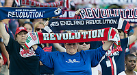 New England Revolution vs Seattle Sounders FC, July 7, 2018