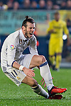 Gareth Bale of Real Madrid reacts during their La Liga match between Villarreal CF and Real Madrid at the Estadio de la Cerámica on 26 February 2017 in Villarreal, Spain. Photo by Maria Jose Segovia Carmona / Power Sport Images