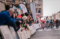 John Degenkolb (DEU/Trek-Segafredo) sprinting towards winning his very first race of the new season<br /> <br /> 27th Challenge Ciclista Mallorca 2018<br /> Trofeo Campos-Porreres-Felanitx-Ses Salines: 176km
