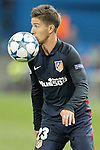 Atletico de Madrid's Luciano Vietto during Champions League 2015/2016 match. September 30,2015. (ALTERPHOTOS/Acero)