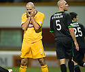MOTHERWELL'S MICHAEL HIGDON RUES ANOTHER MISSED CHANCE