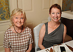 Patti Menhaden and Rose Cullivan at the Junior League of Houston's Opening Style Show & Luncheon Thursday Sept. 10,2015.(Dave Rossman photo)