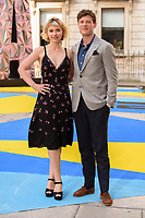 Imogen Poots and James Norton<br /> arriving for the Royal Academy of Arts Summer Exhibition 2018 opening party, London<br /> <br /> ©Ash Knotek  D3406  06/06/2018