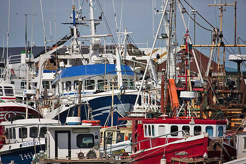 The aim of the EU scheme is to save part of the Irish reduced fishing quota for other vessels, while the beneficiaries temporarily suspend their activities