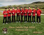 JSerra High School Varsity Golf Team
