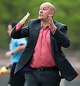Clyde manager Jim Duffy.