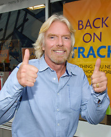 Richard Branson Becomes First Billionaire To Fly to Space