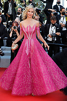 """CANNES, FRANCE - JULY 14: Lady Victoria Hervey at the """"A Felesegam Tortenete/The Story Of My Wife"""" screening during the 74th annual Cannes Film Festival on July 14, 2021 in Cannes, France.<br /> CAP/GOL<br /> ©GOL/Capital Pictures"""