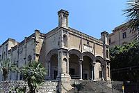 Chiesa di Santa Maria della Catena ( 1490) in Palermo, Sizilien, Italien