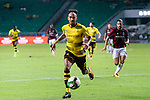 Borussia Dortmund Forward Pierre-Emerick Aubameyang in action during the International Champions Cup 2017 match between AC Milan vs Borussia Dortmund at University Town Sports Centre Stadium on July 18, 2017 in Guangzhou, China. Photo by Marcio Rodrigo Machado / Power Sport Images