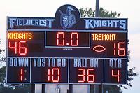 JV vs. Tremont 9/16/19